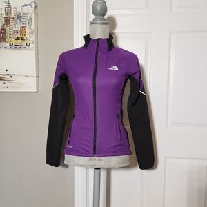 THE NORTH FACE flight series windstopper jacket